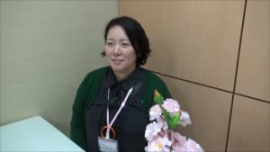 白岩 裕子【室長・地域連携室】